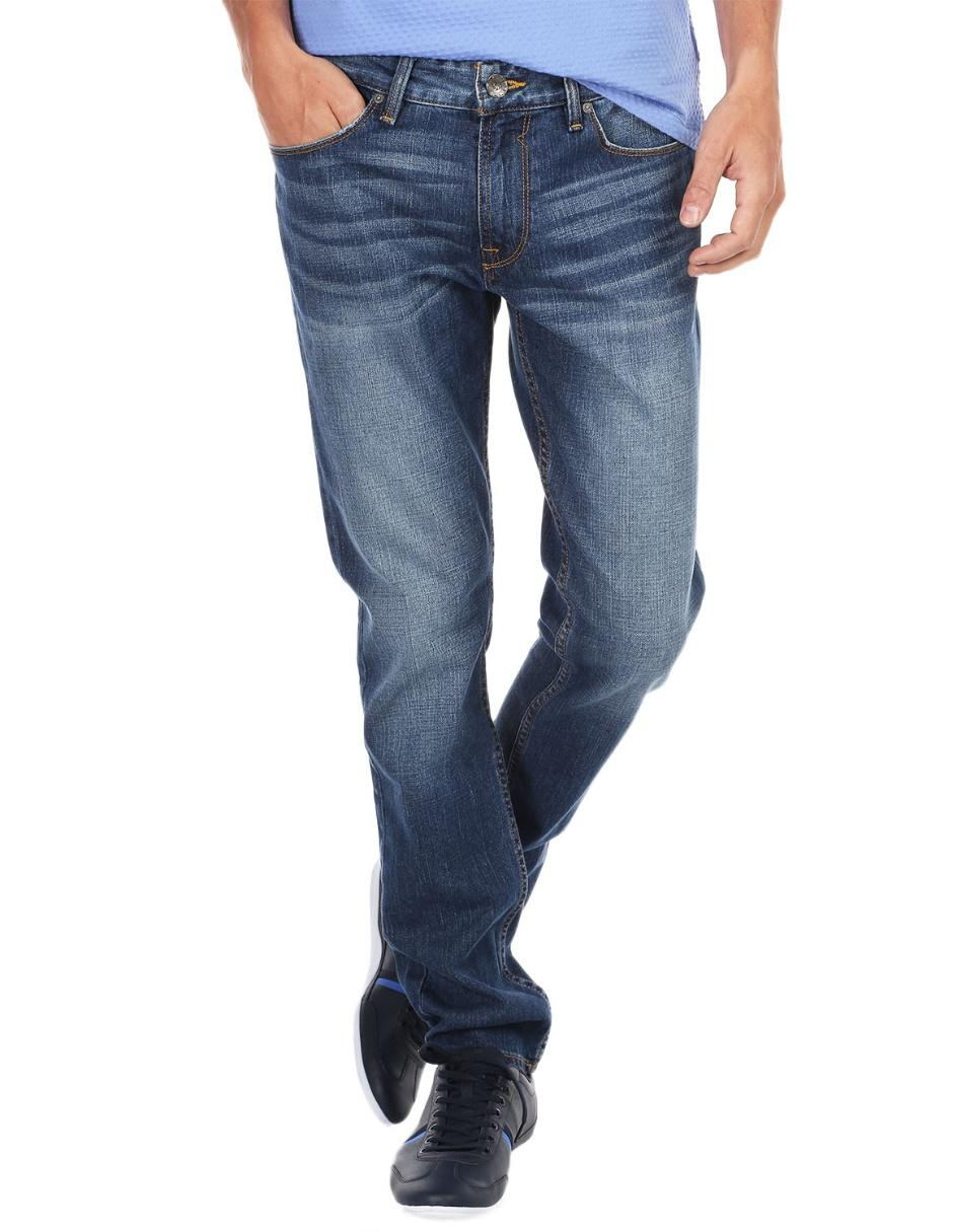 Jeans Slim Guess Claro En Liverpool