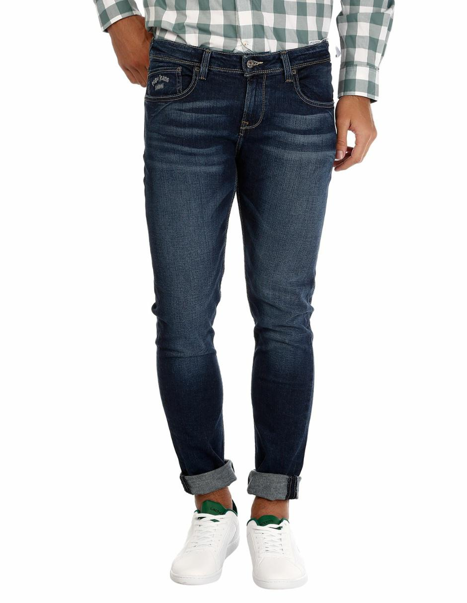 Corte Straight Jeans Pantalón Pepe Azul EYxZFwZqf 3e1bd1025db6c