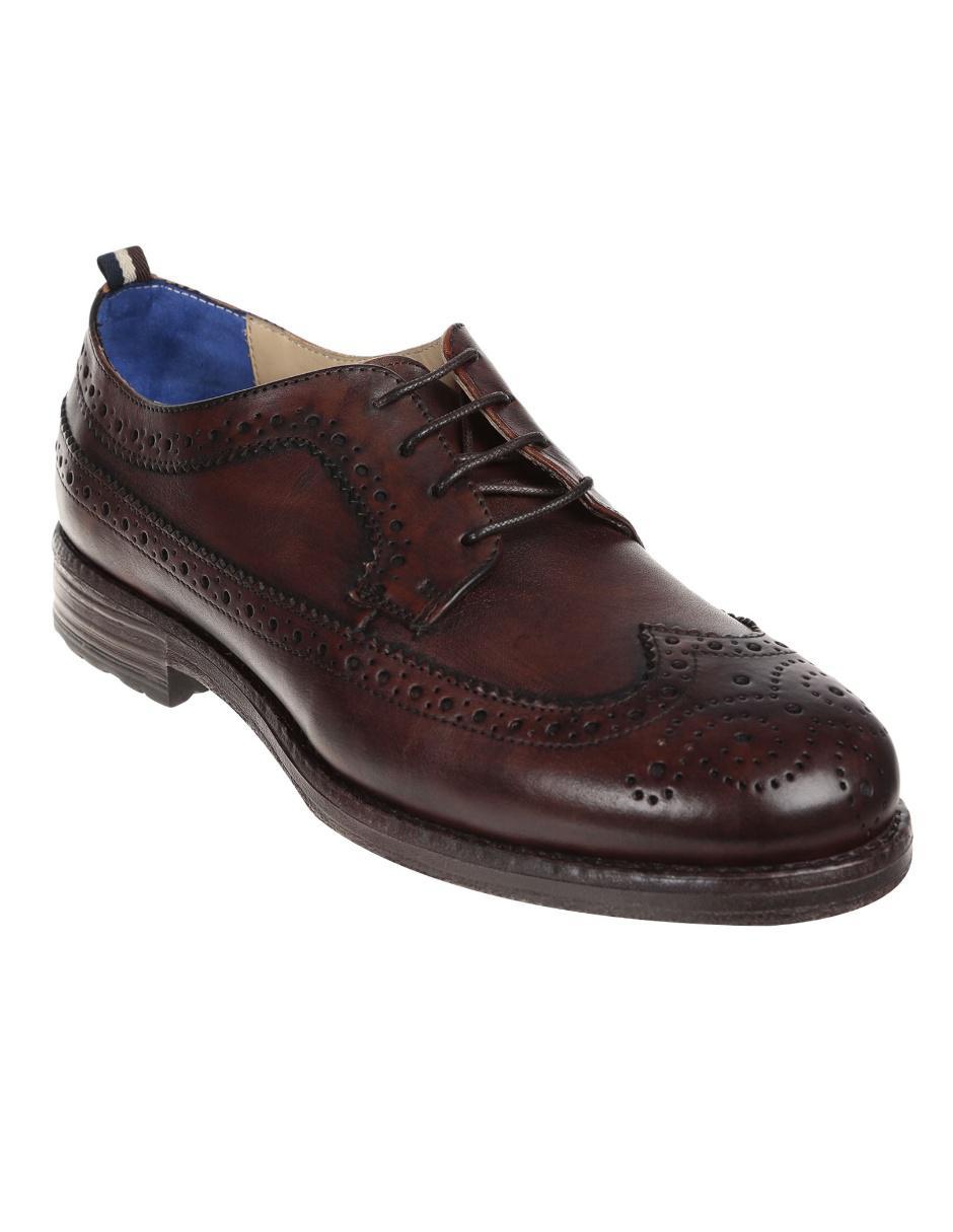 tienda del reino unido últimos lanzamientos baratas Zapato derby El Ganso piel café